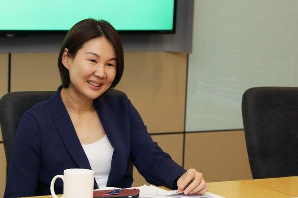 陈蔚蔚,施耐德电气副总裁、服务业务中国区负责人