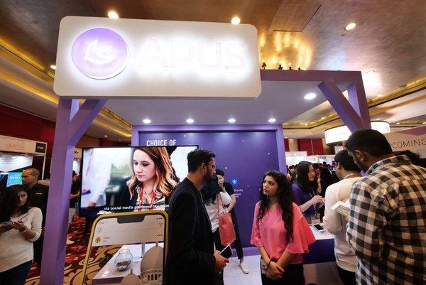 APUS出席印度ad:tech展会