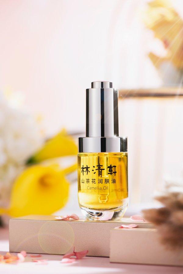 林清轩山茶花润肤油,有效修复肌肤屏障