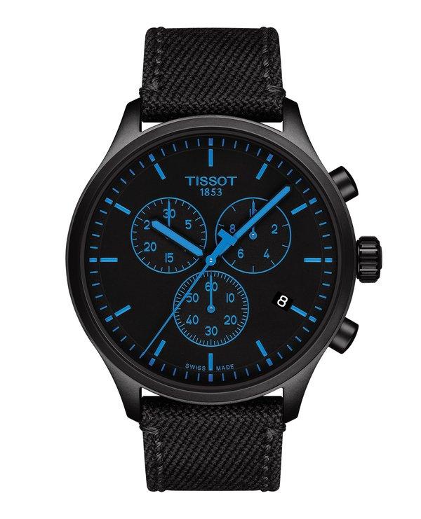 技术参数:天梭速驰古潮系列腕表